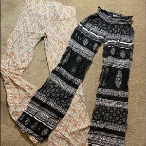 2 pair new O'Neill flair pant beach style